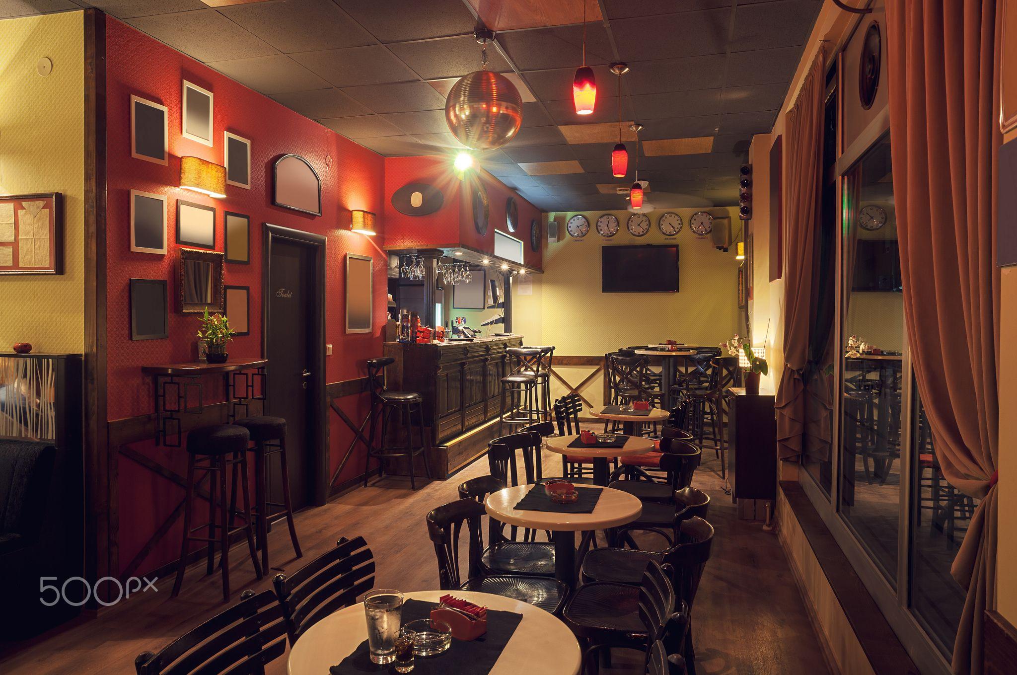 Cafe Interior Retro Design Cafe Interior Retro Interior Design Modern Cafe