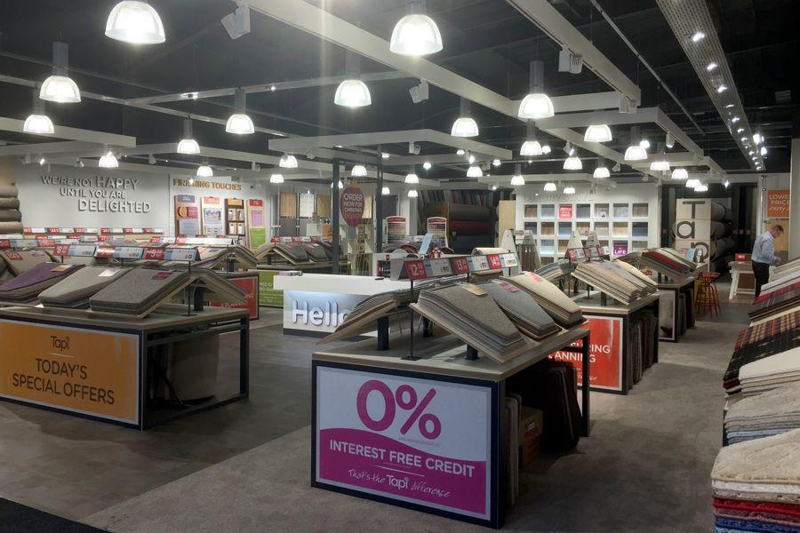 Carpets And Flooring Northampton