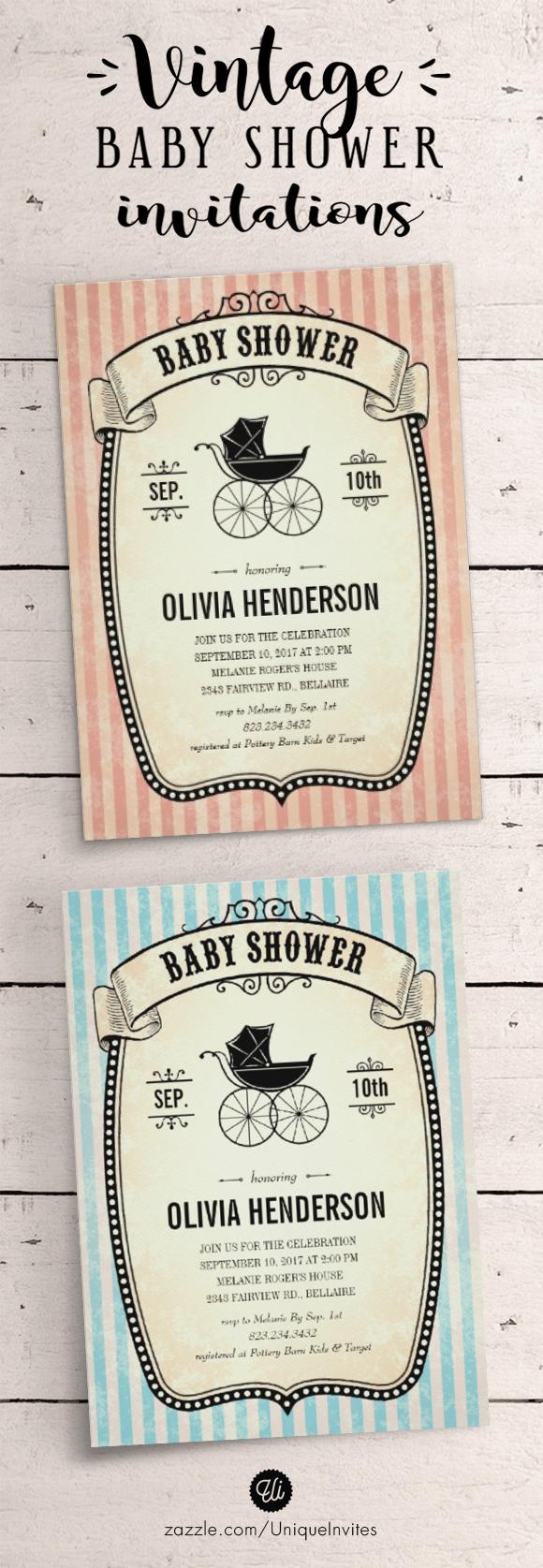 Victorian vintage baby shower invitations baby shower invitations victorian vintage baby shower invitations filmwisefo