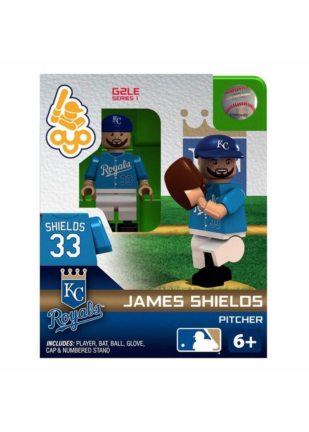 OYO MLB Generation 2 - James Shields
