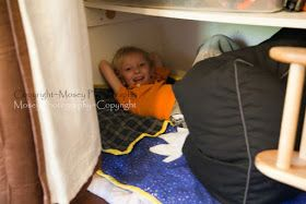 Mosey's Days: Creating a Sensory Processing Disorder friendly bedroom