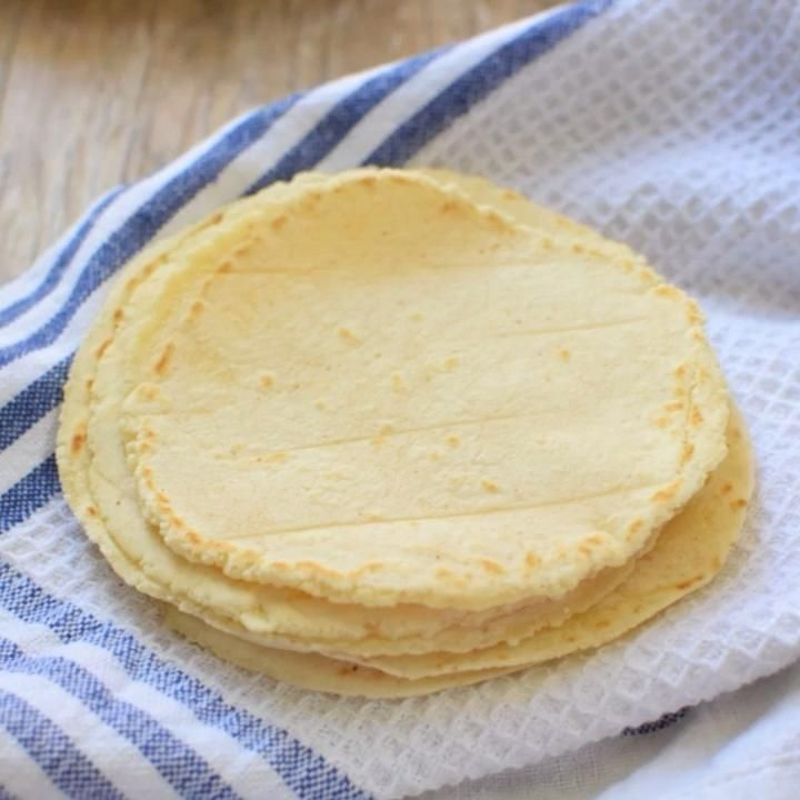 How to Make Cassava Flour Tortillas