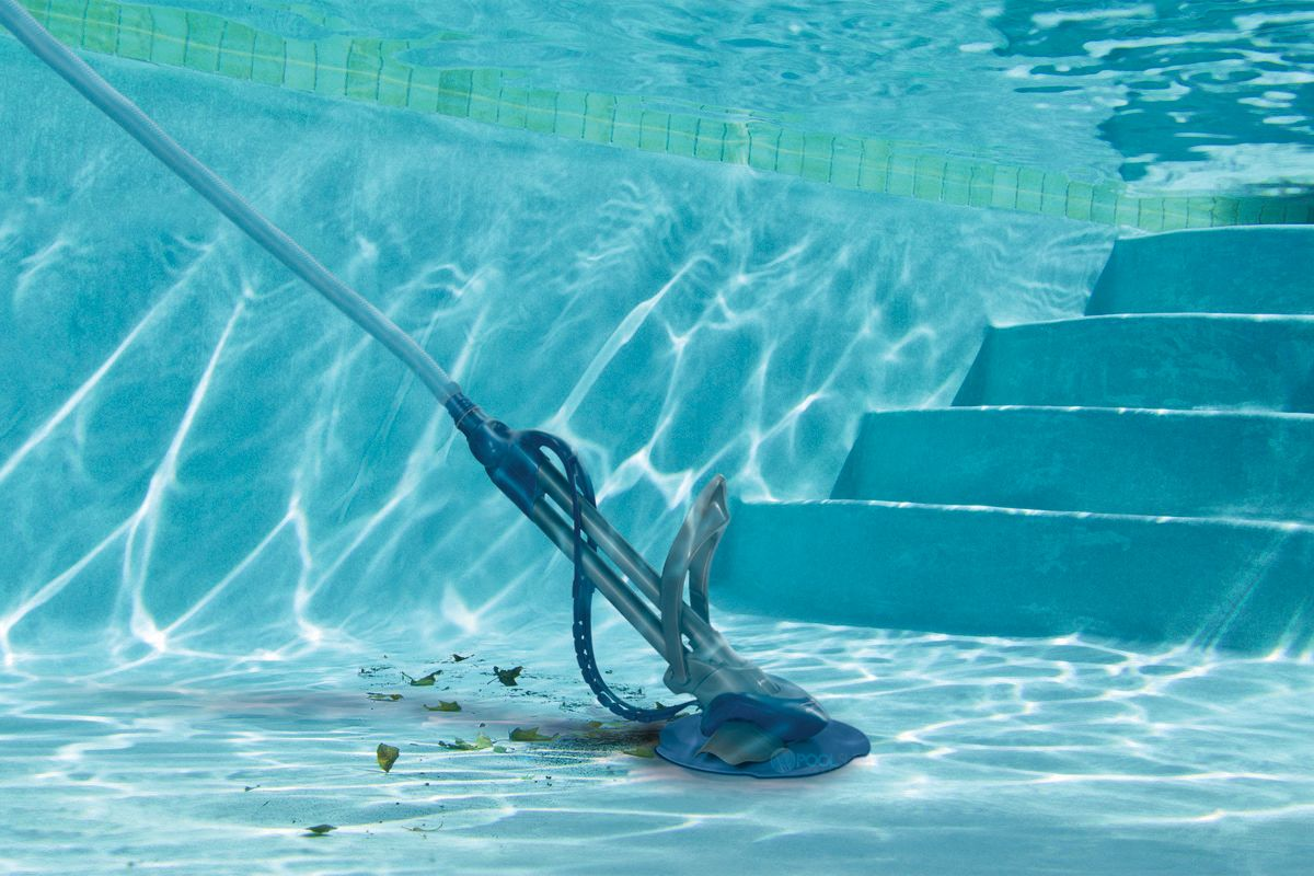 Pool cleaning can to one of the toughest task in pool maintenance ...