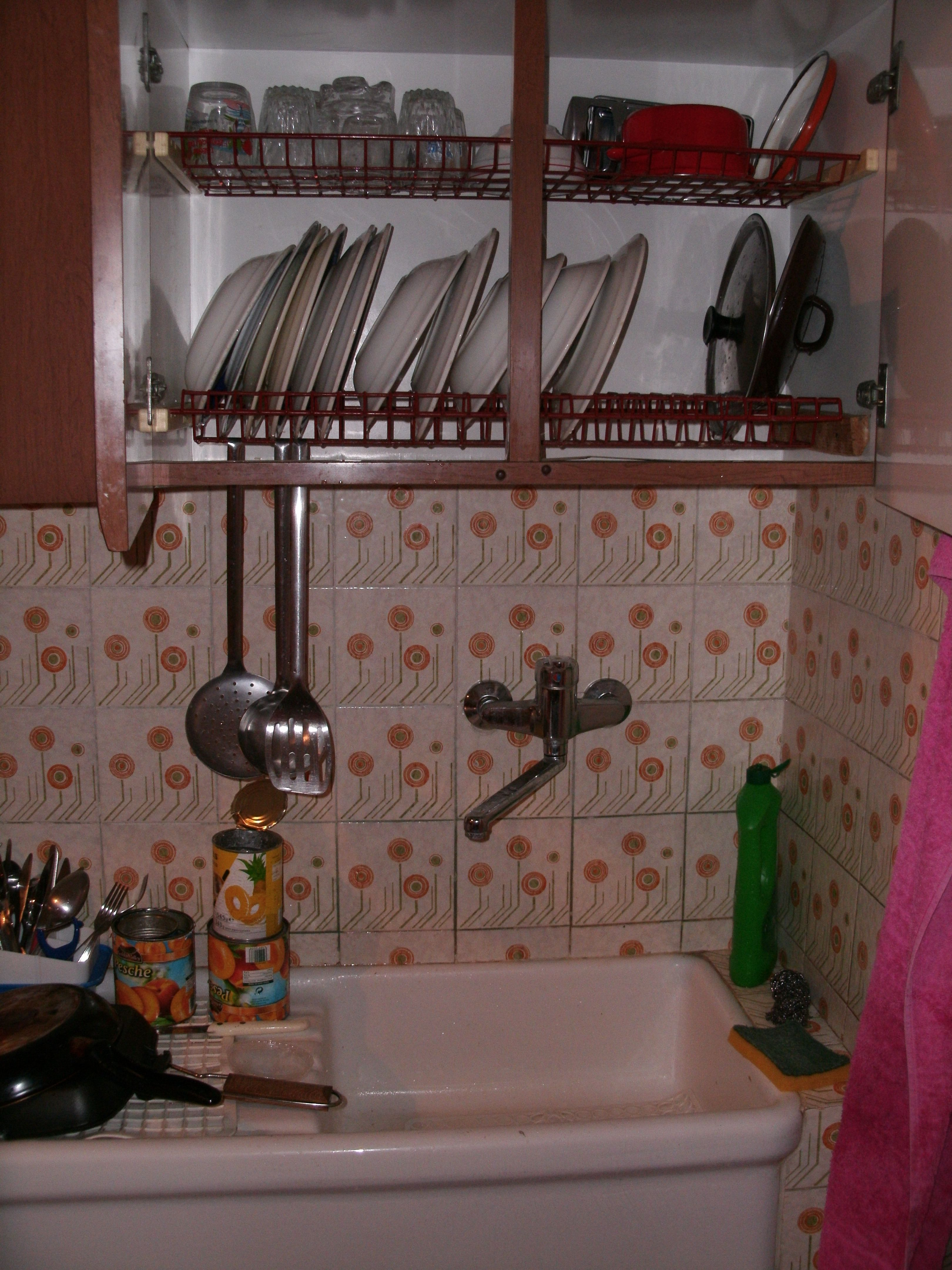 Over Sink Dish Drainer With Images Sink Dish Rack Dish Rack