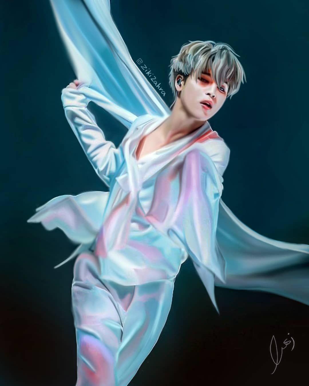 Jimin Melon Music Awards 2019 Zikizahra Jimin Fanart Park Jimin Bts Bts Jimin