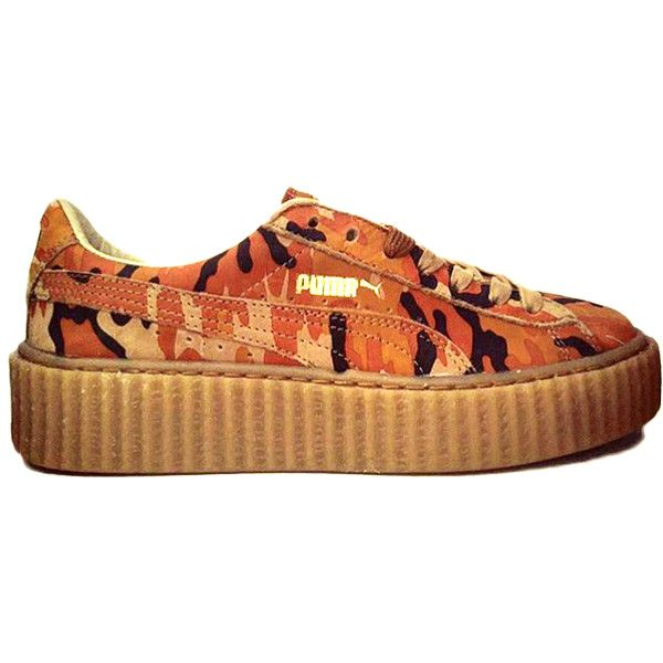 pumashoes$29 on | Puma creepers, Camo shoes, Fenty puma