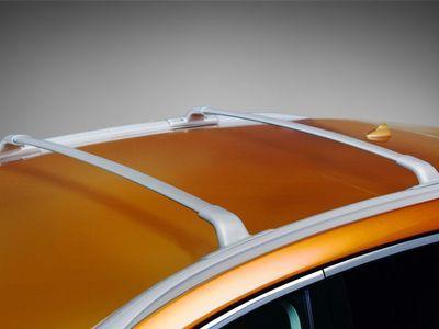 2017 Nissan Murano Roof Rail Crossbars Nissan Murano Nissan Murano Accessories Roof Rails