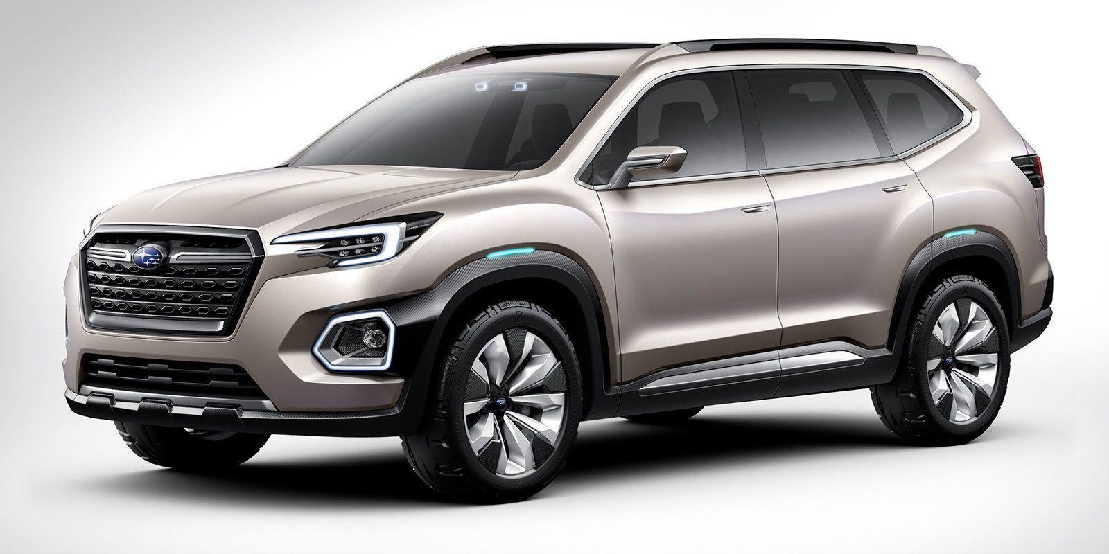 This Seven Seat Suv Will Make Subaru Break More Sales Records Subaru Suv Subaru Tribeca Best Compact Suv