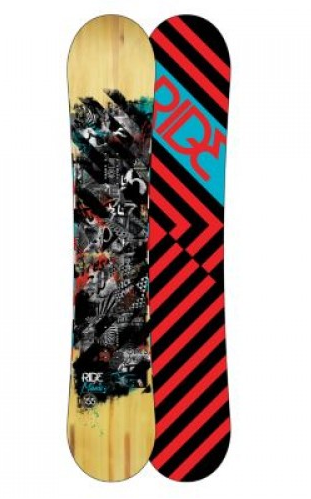 857d0e57b8ba Ride Manic Snowboard 2013 Ride Snowboards has been at it for 21 fun-filled