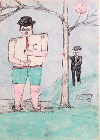 Two Men - R.L. Jones