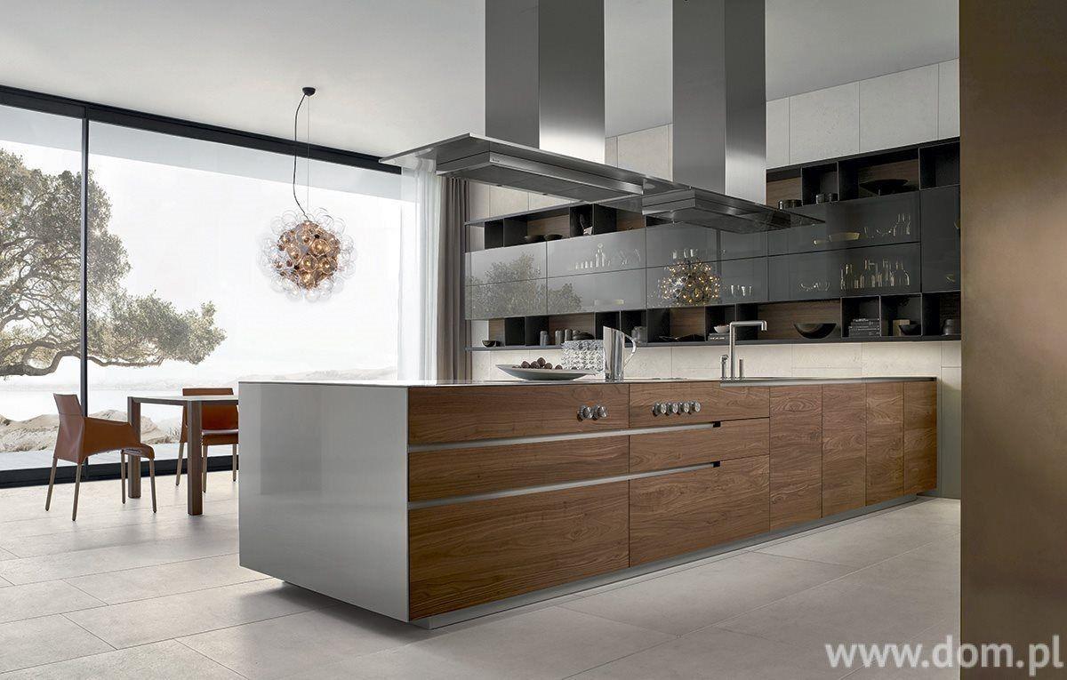 Ekskluzywne Kuchnie W Nowoczesnym Stylu 3 Pomysly Na Nowoczesne Kuchnie Z Wyspa Kitchen Design Trends Contemporary Kitchen Design Modern Kitchen