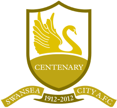 Swansea City A F C Epl Swansea Swansea City Vector Logo