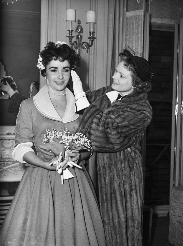 How Long Did Liz Taylor S Marriages To Richard Burton Last Elizabeth Taylor Michael Wilding Elizabeth
