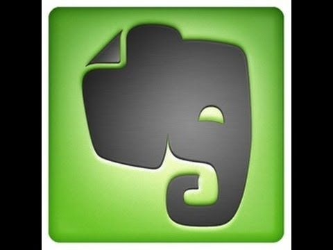 Learn how you can use Evernote to give Presentations!