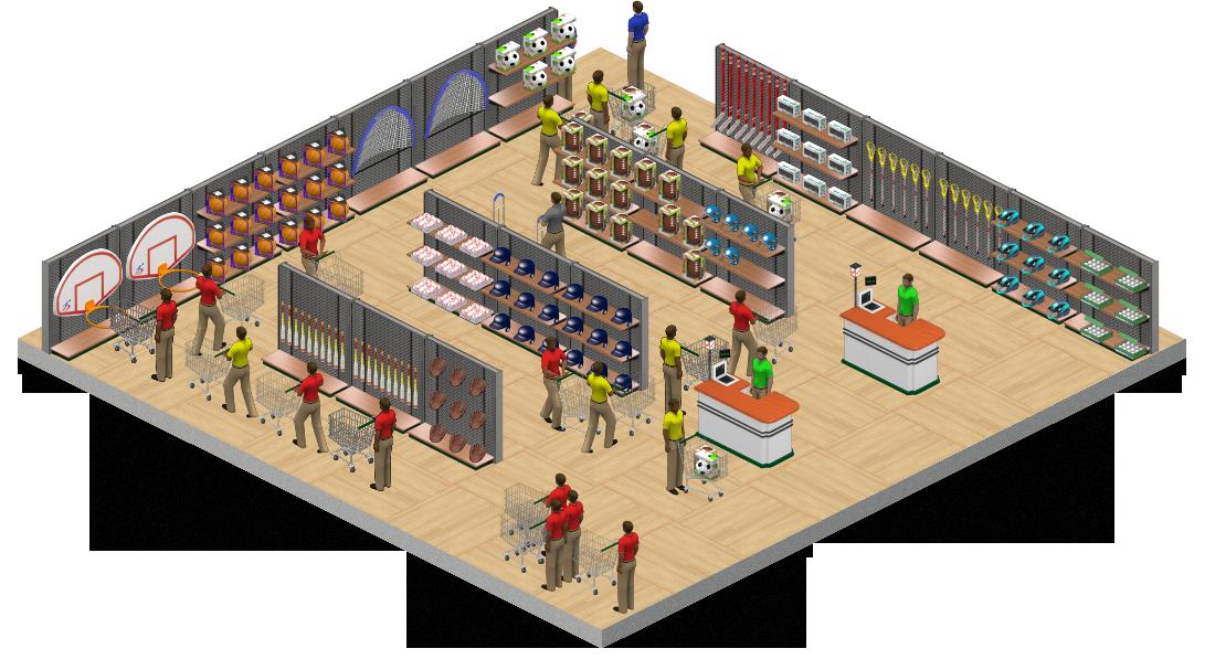 Small Supermarket Design Recherche Google Arquitectura