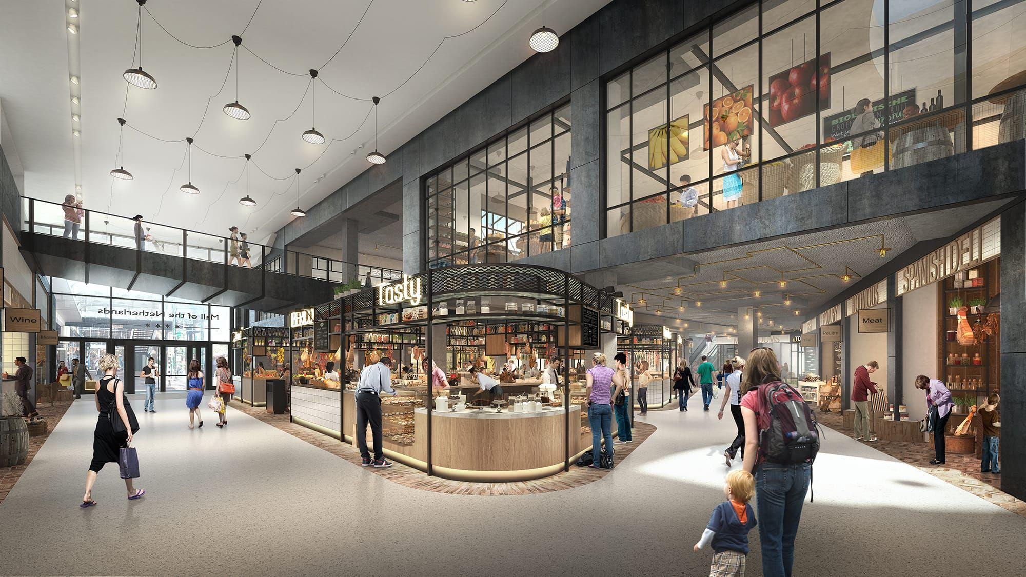 Shop front design mall design retail design mall facade retail facade