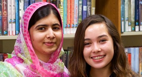 A Chat with Malala Yousafzai | TIME For Kids | Family