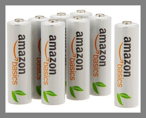 Amazon S Store Brand Makes A Lot Of Great Tech But These Are The 12 Gadgets Actually Worth Buying Rechargeable Batteries Batteries Solar Shop