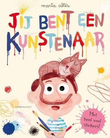Lemniscaat NL » Jeugd » Prentenboeken » Titels » Jij bent een kunstenaar