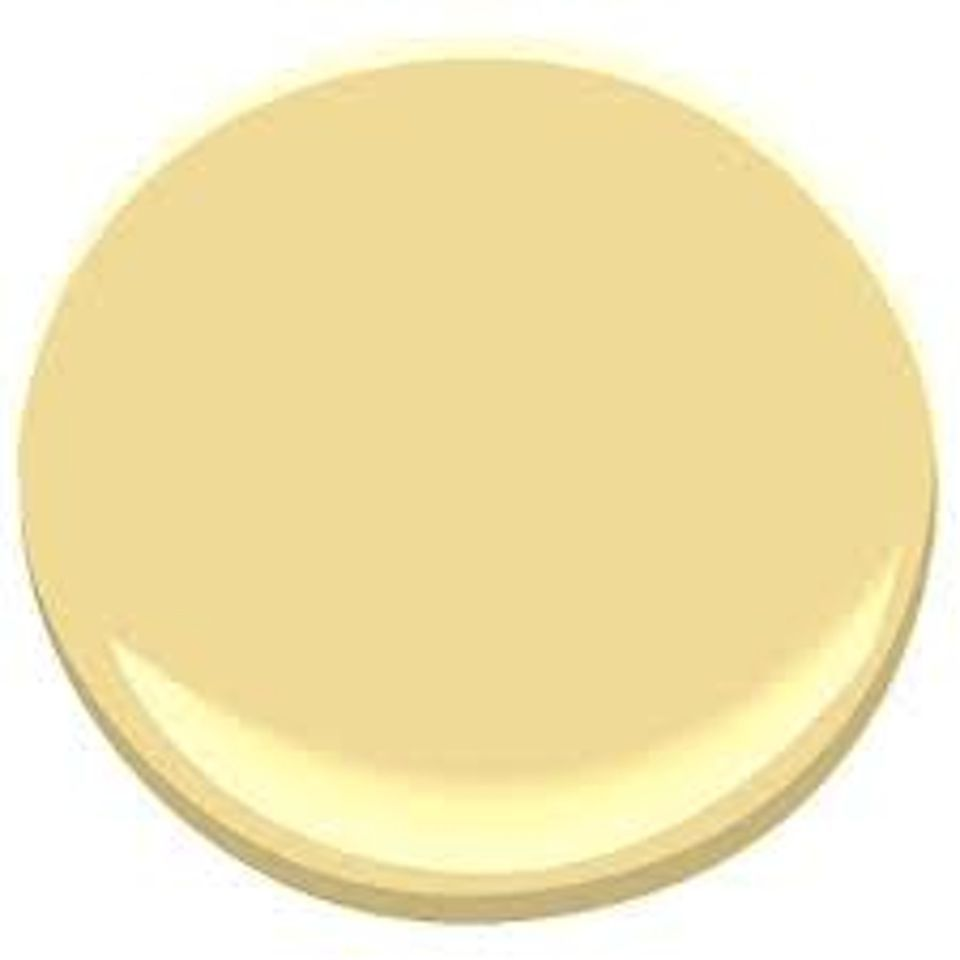 See the Top Yellow Paint Colors That Every Home Needs | Hawthorne ...