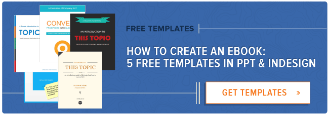 how to create an ebook 5 free ebook templates - Free Ebook Templates