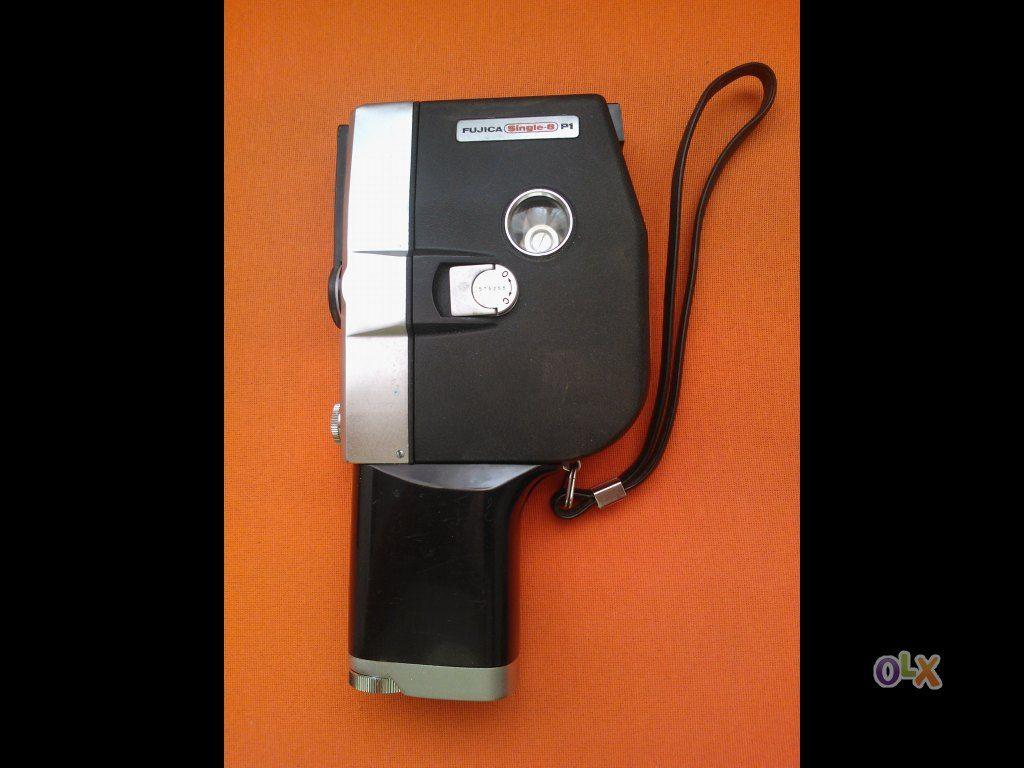 Fujica Single 8 P1 Manual