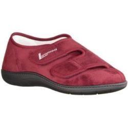 Photo of Bandage shoes unisex Liromed microfiber 476-20Z6 Bordeaux size 38 Liromed