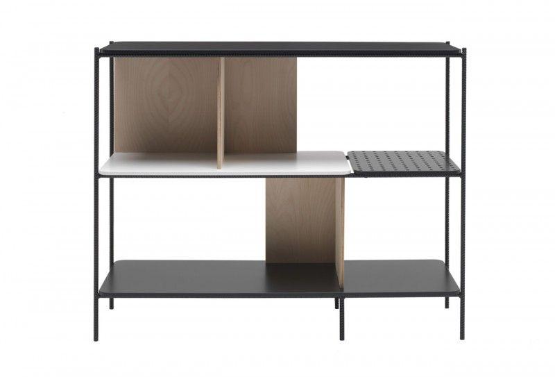 Cappellini Regal Candy Shelf - Designermöbel von Raum + Form ...