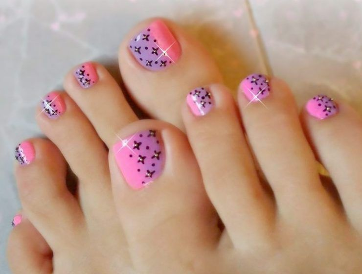 DIY Toe Nail Designs Easy Ideas for Beginers - 18 Best Harry Potter Fan Art Nails: Put A Spell On Your Manicure