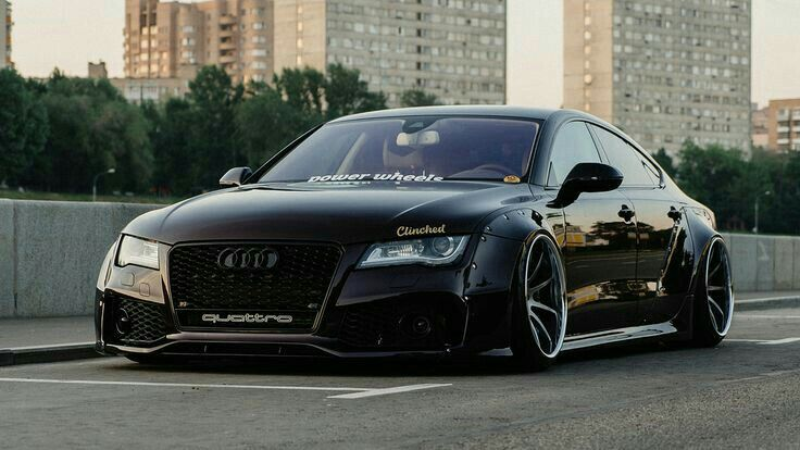 Audi Rs7 By Liberty Walk Audi S7 Widebody Audi Rs7 Cars Audi A7
