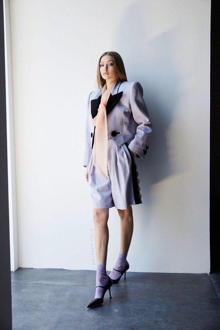 Gigi Hadid Naked: On Zayn, Fame and Lyme Disease   Allure