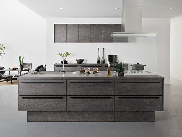 Lixil キッチン リシェルsi リシェルsi システムキッチン キッチンとリビングルーム