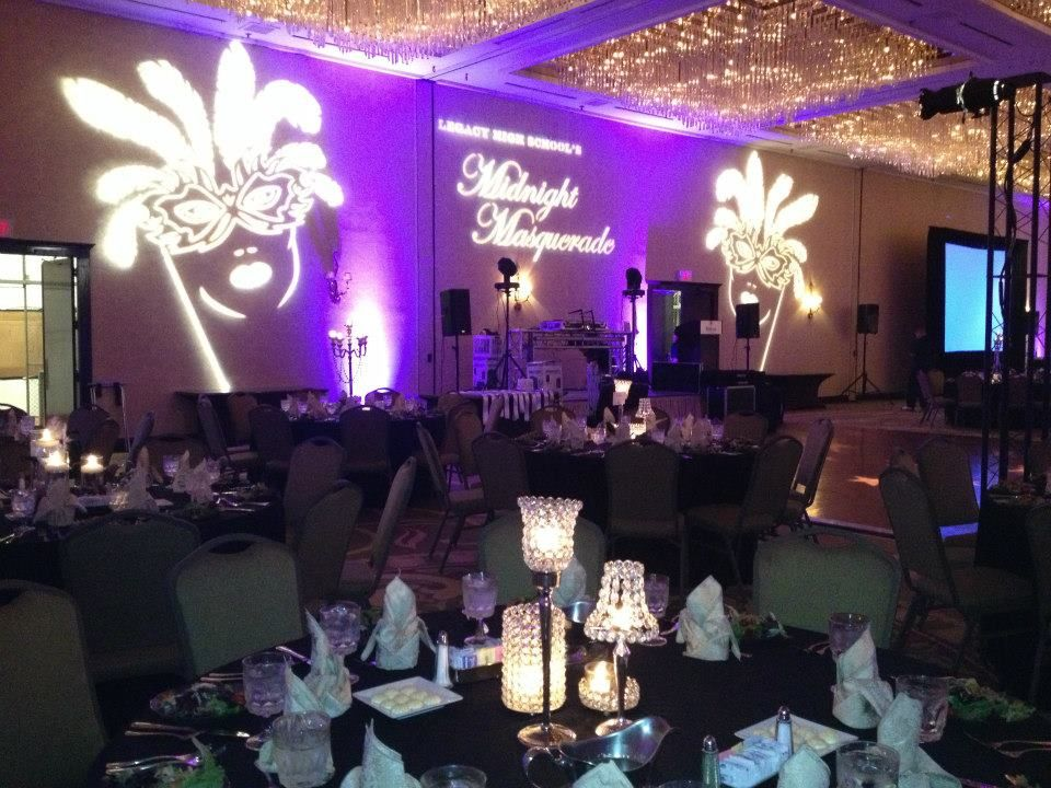 Pin By Leah Goebel On Masquerade Prom Pinterest Masquerade Prom Stunning Masquerade Ball Prom Decorations