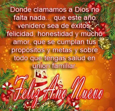 Frases Bonitas Para Facebook Imagenes Con Frases Para Desear Un Feliz Año Nuevo Tarjetas Para Año Nuevo Feliz Año Nuevo Frases Deseos De Año Nuevo