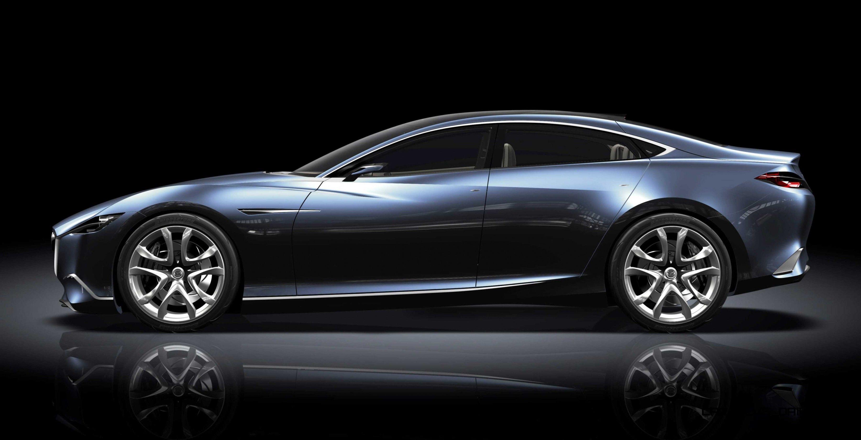 2010 Mazda SHINARI Concept 40   Mazda