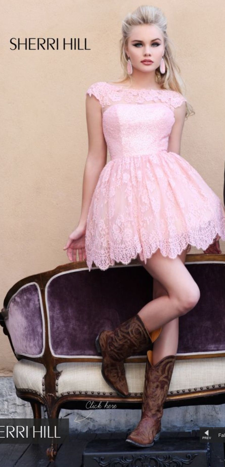 Sherri hill | Gorg Gowns | Pinterest | Vestidos formales cortos ...
