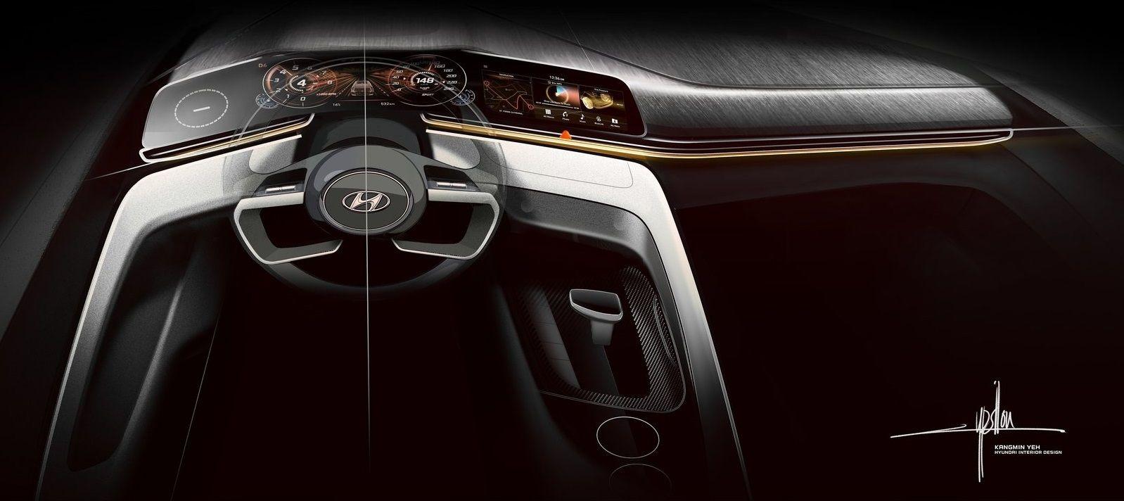 2020 Hyundai Elantra In 2020 Hyundai Elantra Elantra Car Design