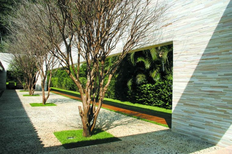 Revestimiento de paredes exteriores de piedra exteriores for Tipos de piedras para paredes exteriores