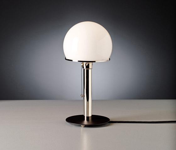 Wstl30 Floor Lamp Designer Furniture Architonic Lamp Table Lamp Bauhaus Lighting