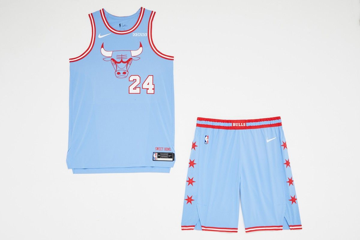 Nike Unveils 2019 20 Nba City Edition Uniforms See Here Nba Uniforms Nba Uniform