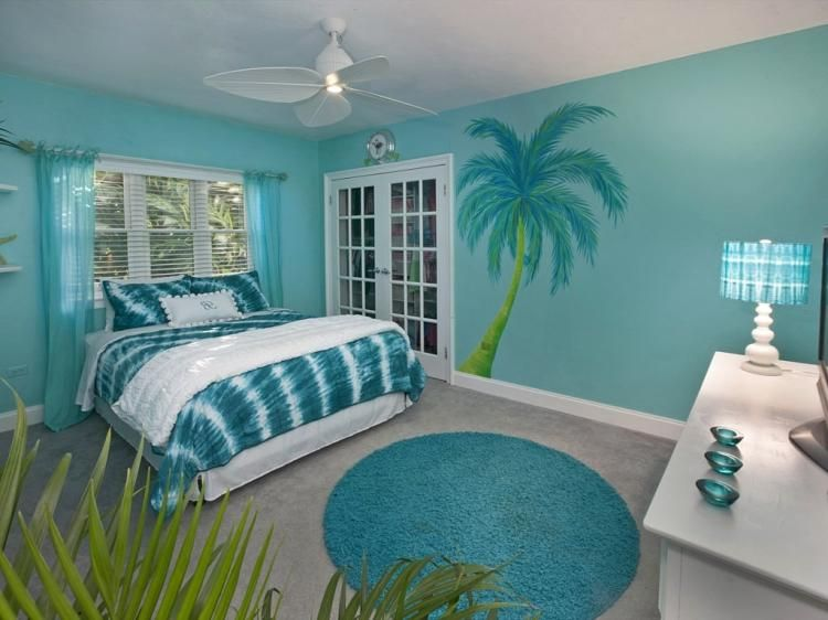 Best Wonderful Beach Themed Bedrooms Decor Ideas Remodel 400 x 300
