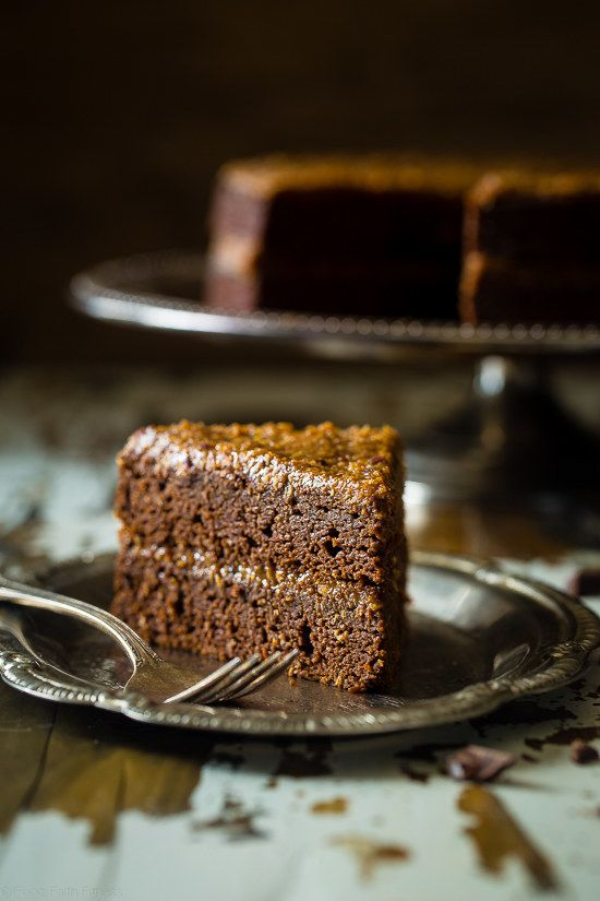 Paleo German Chocolate Cake   Community Post: 18 Gorgeously Gluten Free Layer Cakes To Indulge Your Sweet Tooth