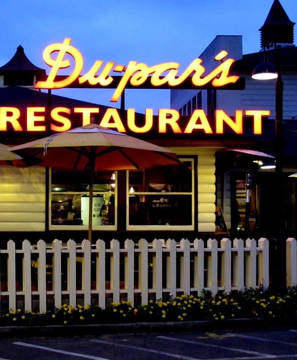 Dupar's Fairfax best pancakes Oxnard, Oxnard restaurants