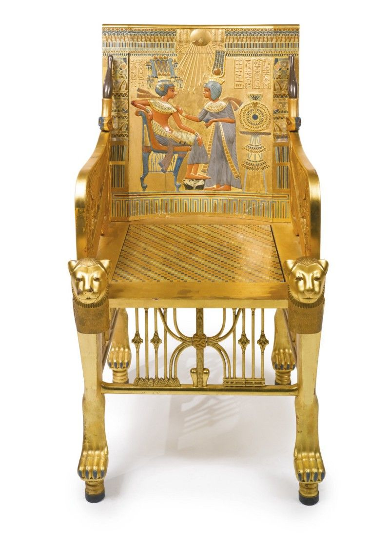 Meuble Egyptien Evolution Of Chair Design And Design Principles Egypte Ancienne