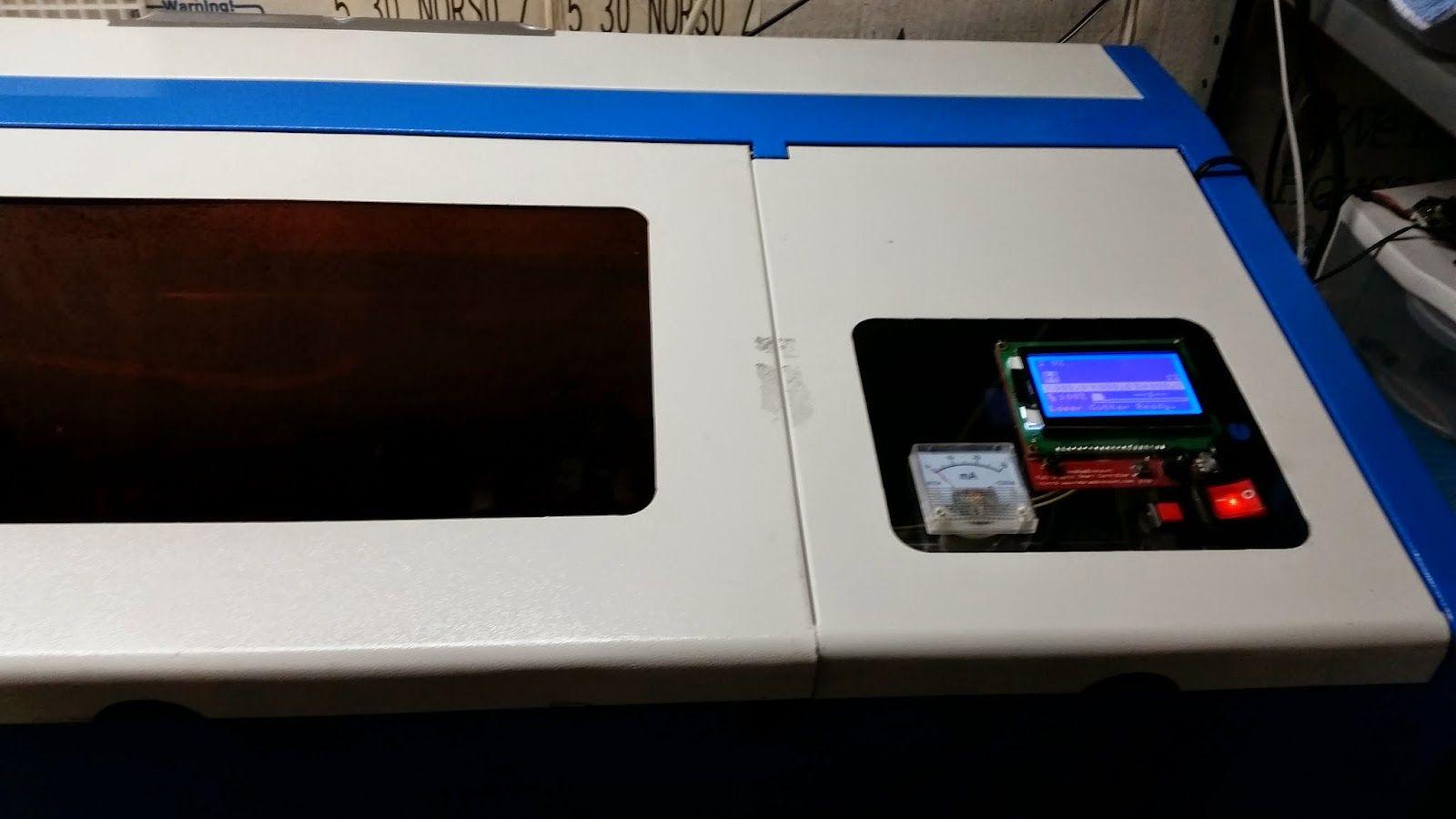 Adventures in DIY Engineering: 40 Watt Chinese CO2 Laser