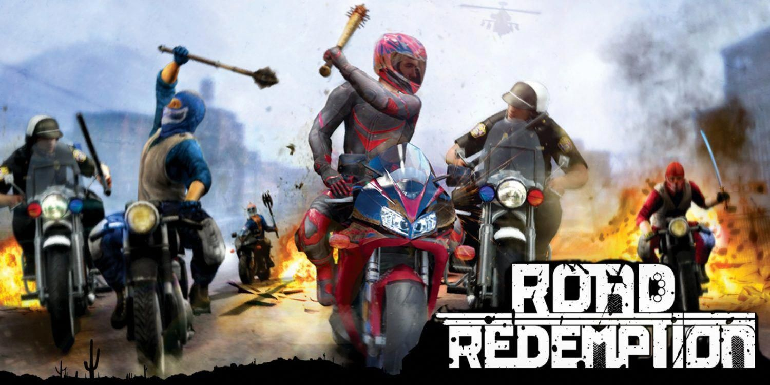 REVIEW Road Redemption (Nintendo Switch) Game Review