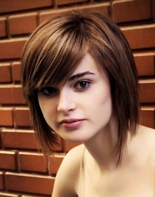 Edgy short hairstyles for square faces | Hair Color, Cuts and ...