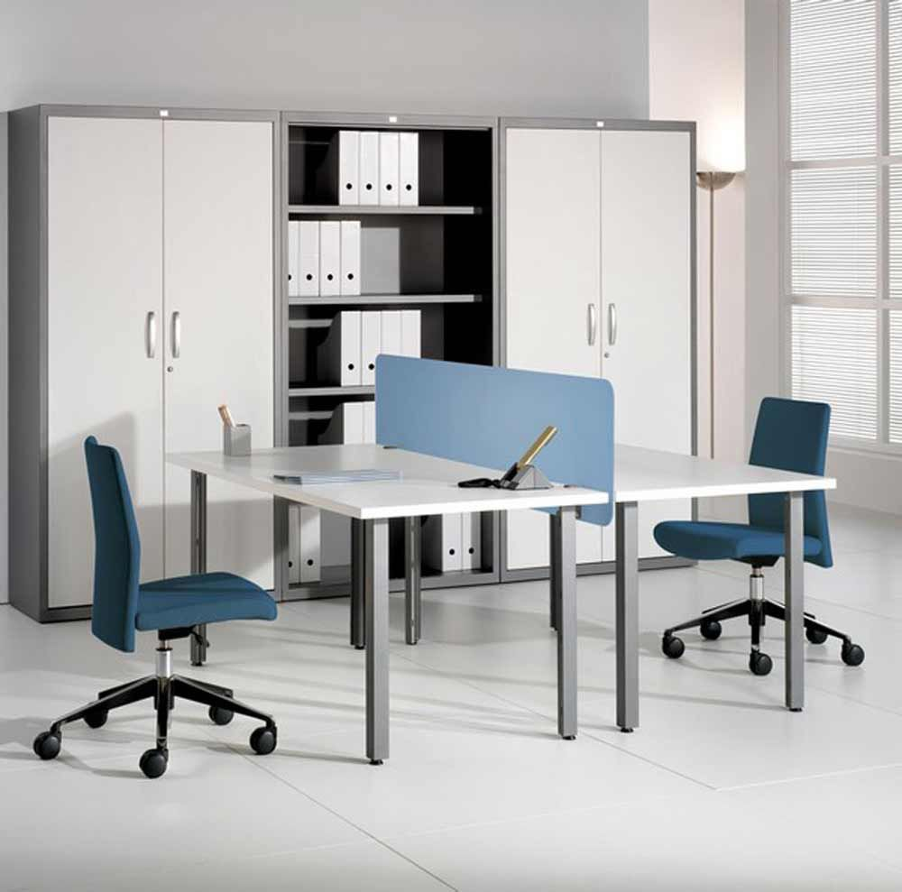 Nice Office Desk For Two With Two Person Home Office Desk 1000x989