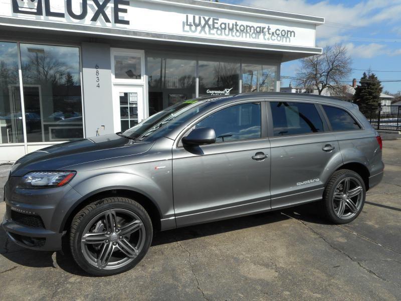 LUXE automart Inventory Audi q7, Lux, Audi
