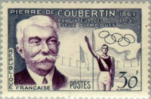 Pierre de Coubertin: Reviver of the Olympic Games